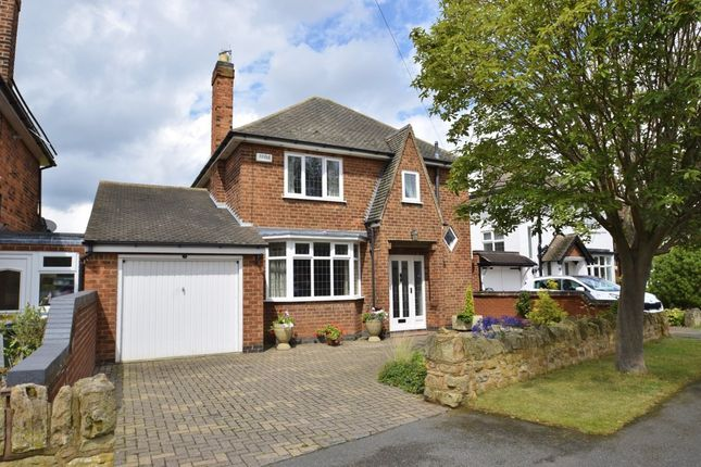 Thumbnail Detached house for sale in Sherborne Road, West Bridgford