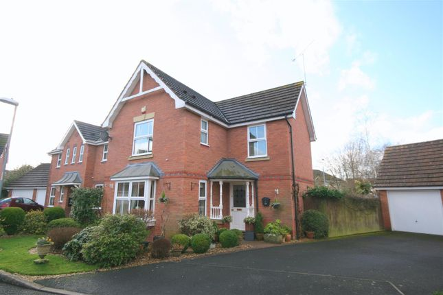 3 bed detached house for sale in Chilham Place, Warndon, Worcester