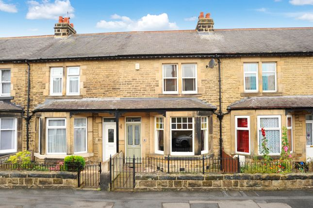 Thumbnail Terraced house to rent in Coronation Grove, Harrogate