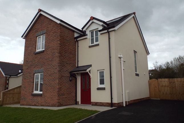 Thumbnail Detached house for sale in Rhos Y Bryn, Cefneithin, Llanelli