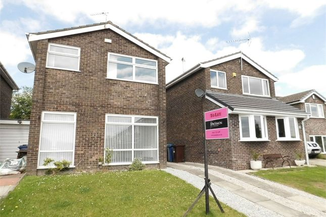 Thumbnail Detached house to rent in March Drive, Brandlesholme, Bury