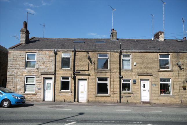 Thumbnail Terraced house to rent in Whitworth Road, Rochdale, Greater Manchester