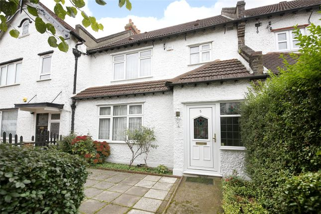 Thumbnail Terraced house for sale in Semley Road, London