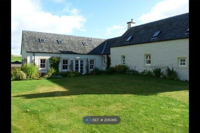 Thumbnail Detached house to rent in Wester Cambushinnie, Cromlix, Dunblane