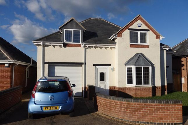 Thumbnail Detached house to rent in Firfield Avenue, Birstall, Leicester