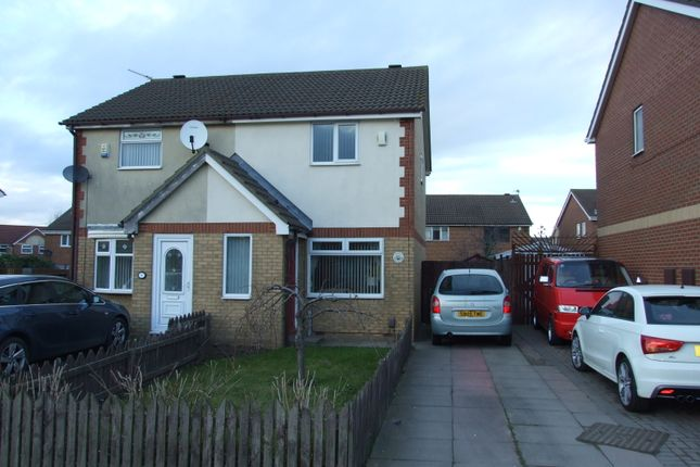 Thumbnail Semi-detached house for sale in Ingoldsby Road, Middlesbrough