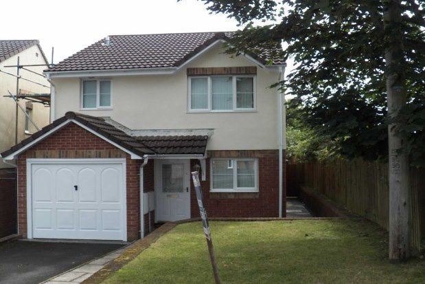 Thumbnail Detached house to rent in Heol Hafdy, Swansea