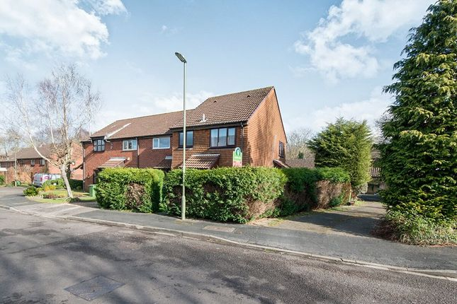 Thumbnail Semi-detached house to rent in The Chase, Fareham