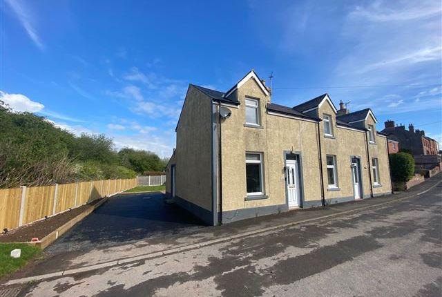 Thumbnail Semi-detached house for sale in Esk Bank, Longtown, Carlisle, Cumbria