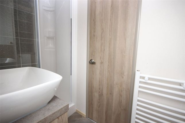 Shower Room of St David, Camelot Holiday Park, Longtown, Carlisle, Cumbria CA6