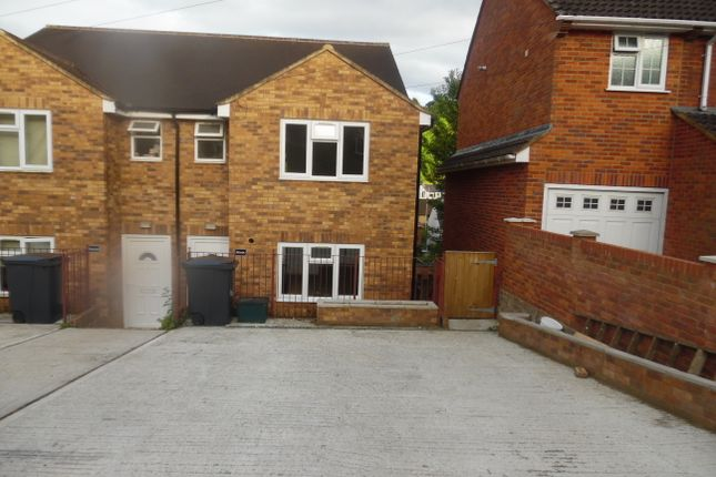 Thumbnail End terrace house to rent in Hylton Rd, High Wycombe