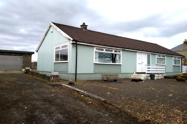 Thumbnail Bungalow for sale in Mosscastle Road, Slamannan, Falkirk