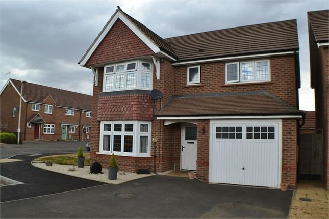 Thumbnail Detached house for sale in Corrib Road, Nuneaton