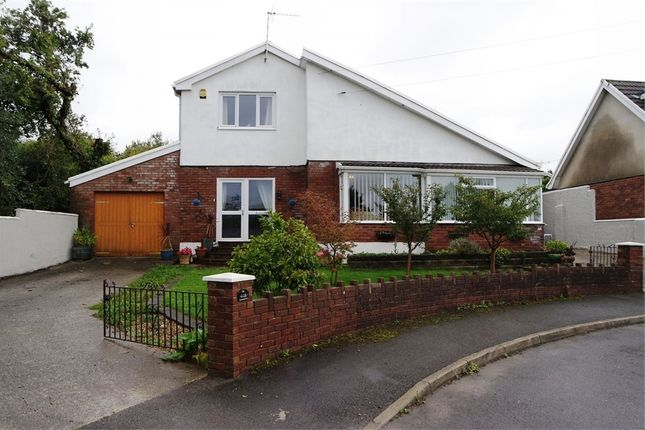 Thumbnail Detached house for sale in South View, Kenfig Hill, Bridgend, Mid Glamorgan