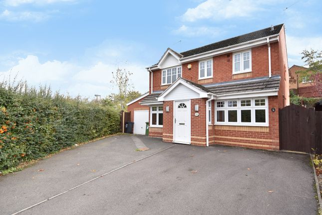 Thumbnail Detached house for sale in Impney Green, Droitwich