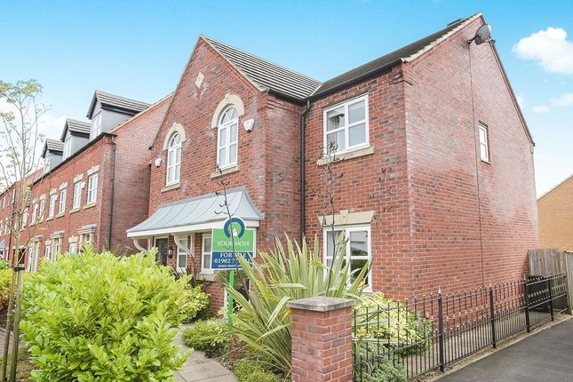 Thumbnail Terraced house for sale in Charles Hayward Drive, Sedgley, Dudley