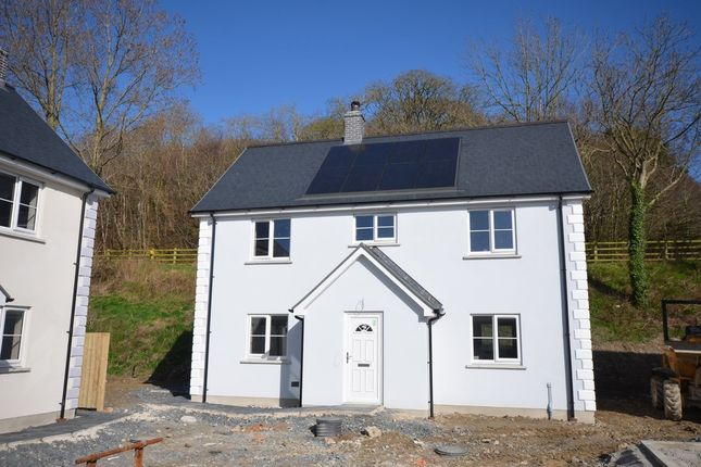 Thumbnail Detached house for sale in Clos Crugiau, Southgate, Aberystwyth