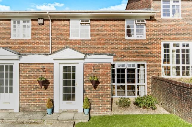 3 bed terraced house for sale in Ridge Langley, Sanderstead, South Croydon, .