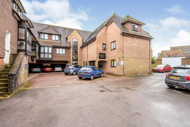 1 bed flat for sale in Russell Court, Midhurst, West Sussex GU29