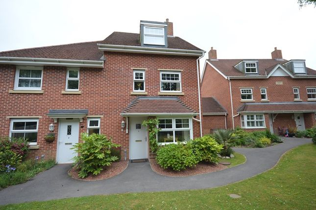 4 bed semi-detached house to rent in Buckland Gardens, Lymington