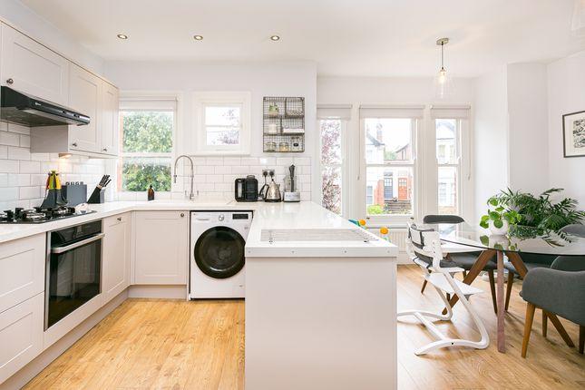 Thumbnail Flat for sale in Harborough Road, London