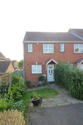Thumbnail End terrace house to rent in Lavant Road, Stone Cross