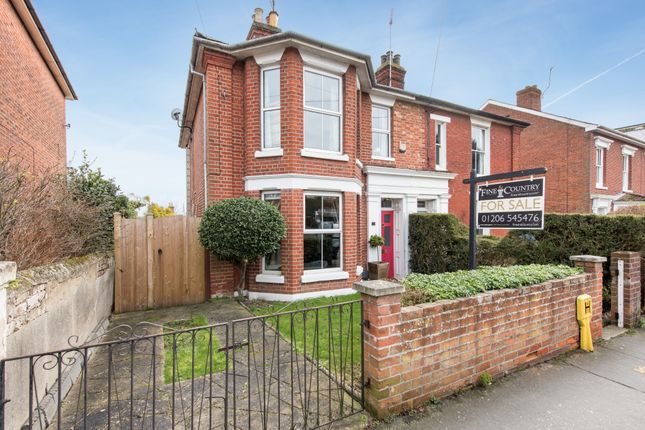 4 bed semi-detached house for sale in High Street, Wivenhoe, Colchester