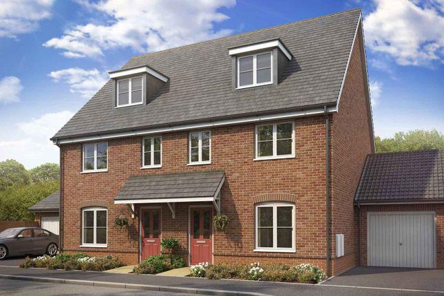 Thumbnail Semi-detached house for sale in Staunton Gate, Cockaynes Lane, Alresford, Colchester