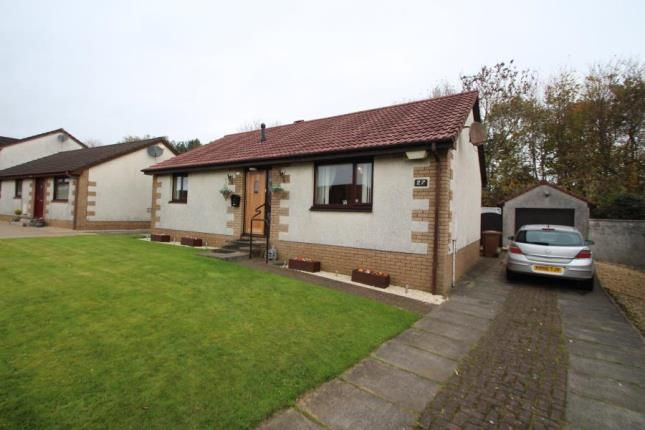 Thumbnail Bungalow for sale in Dalmailing Avenue, Dreghorn, Irvine, North Ayrshire