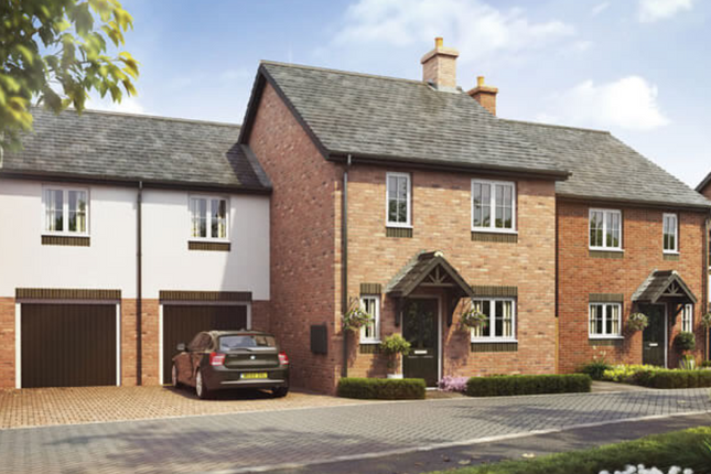 Thumbnail Semi-detached house for sale in Bramshall Road, Uttoxeter, Staffordshire