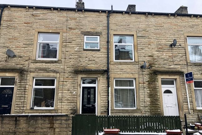 Thumbnail Terraced house for sale in Garden Street, Todmorden