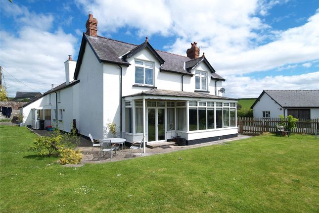 Thumbnail Detached house for sale in Llanddew, Brecon, Powys