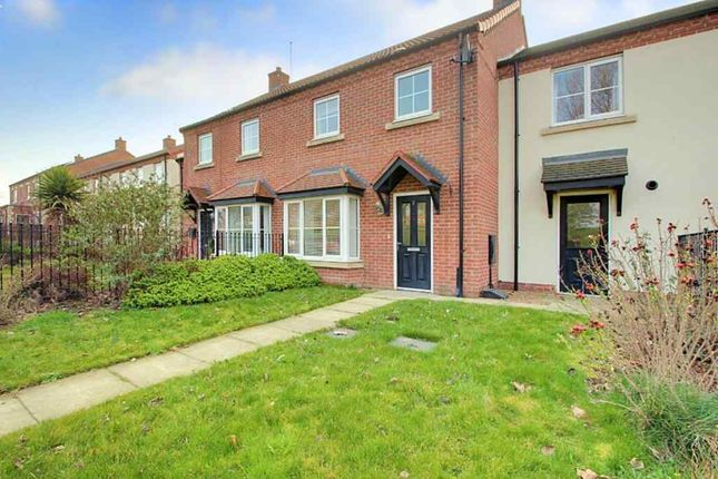 Thumbnail Terraced house for sale in Wetherby Road, Boroughbridge, York