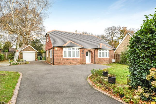 Thumbnail Detached house for sale in Cuckoo Bushes Lane, Chandler's Ford, Hampshire