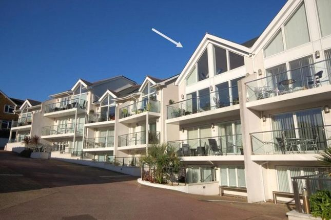 Thumbnail Flat for sale in Gallinas Point, St Ives, Cornwall
