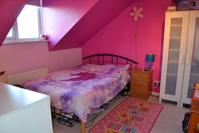 Bedroom Two of Muncaster Gardens, East Hunsbury, Northampton NN4