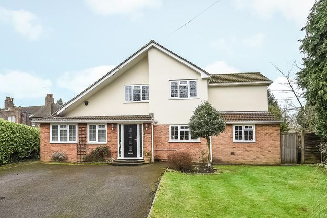 Thumbnail Detached house for sale in Wych Hill Lane, Woking