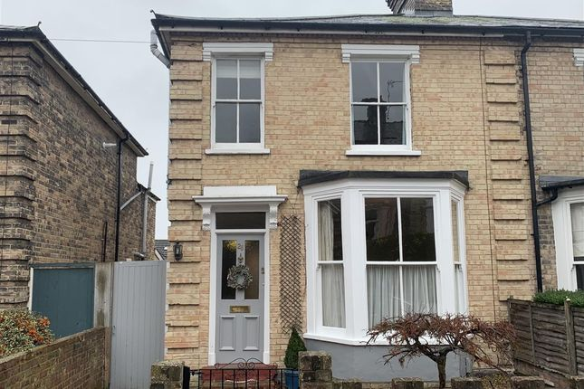 3 bed semi-detached house for sale in Alpe Street, Ipswich IP1