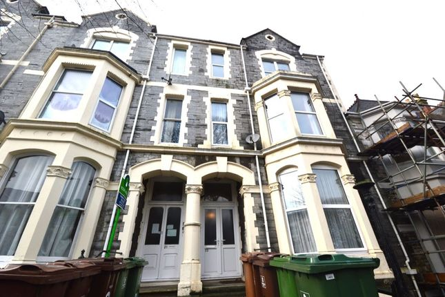 Thumbnail Terraced house to rent in Sutherland Road, Plymouth