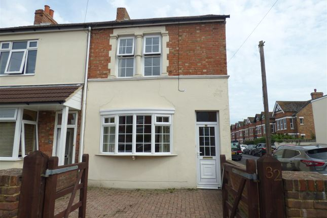 Thumbnail 2 bed end terrace house to rent in Surrenden Road, Folkestone