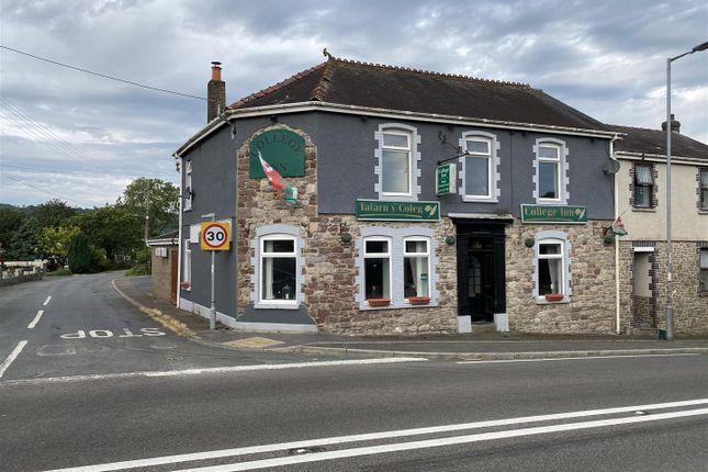 Thumbnail Property for sale in Derwydd Road, Llandybie, Ammanford