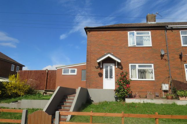 2 bed semi-detached house for sale in Sycamore Road, Llanharry, Pontyclun CF72
