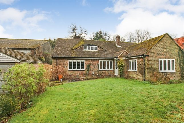 Thumbnail Detached bungalow for sale in Cat Street, Upper Hartfield, Hartfield, East Sussex