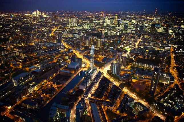 1 bed property for sale in City Road, London
