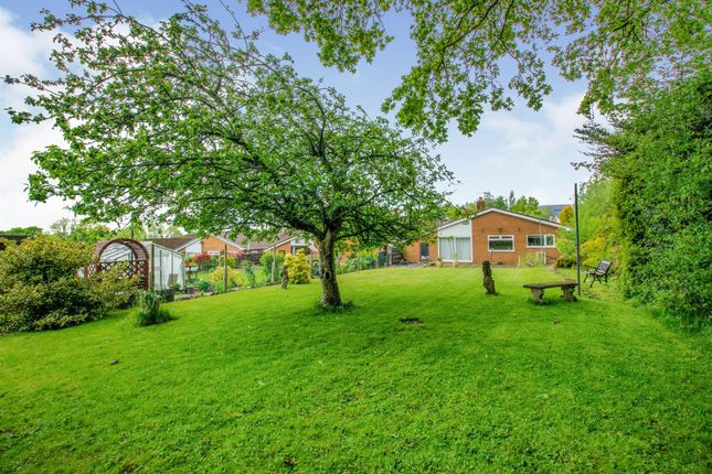 Thumbnail Detached bungalow for sale in Weldon Close, Croesyceiliog, Cwmbran