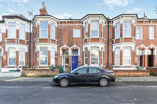 Thumbnail Terraced house to rent in Beach Road, Southsea