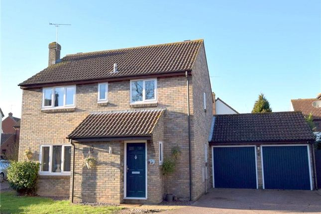 Thumbnail Detached house for sale in Dunlin Court, Kelvedon, Colchester