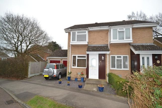 Thumbnail Semi-detached house to rent in Catkin Close, Walderslade Woods, Chatham