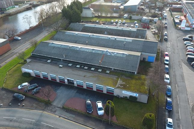 Thumbnail Industrial for sale in Thornes Lane, Wakefield