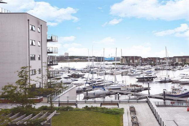 Thumbnail Flat for sale in Ocean Way, Ocean Village, Southampton, Hampshire